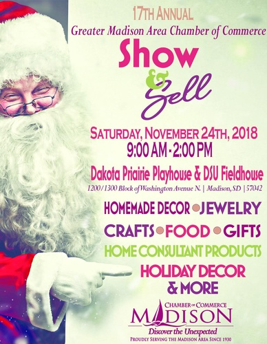 EventPhotoFull_Show and Sell Flyer 2018